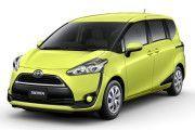 Toyota Sienta - гибрид для инвалида