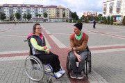 Лагерь активной реабилитации для инвалидов-колясочников с травмами шейного отдела позвоночника. Видеоотчёт: День 5-й.