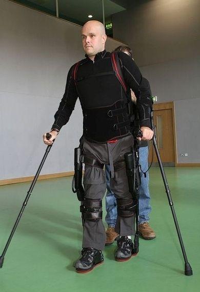 Марк Поллок на пятый день тренировок.