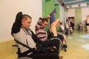 Лагерь активной реабилитации для инвалидов-колясочников с травмами шейного отдела позвоночника. Видеоотчёт за 1-й и 2-й день.