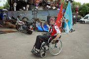 Инвалид-колясочник завершил путешествие автостопом через всю Россию