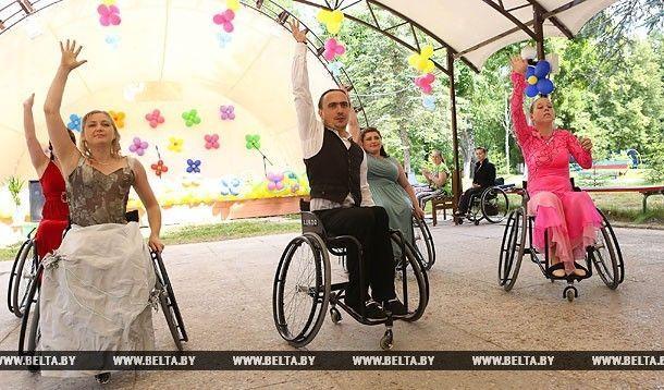 Среди взрослого населения Беларуси инвалиды составляют 6,6%, среди детей - 1,5%
