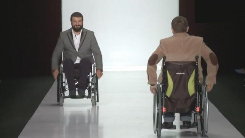 Делегация из Королёва побывала на модном показе одежды для инвалидов