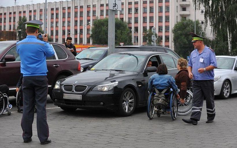 Акция «Свободная парковка»: Особые условия парковки — не прихоть, а насущная необходимость для людей с ограниченными возможностями.