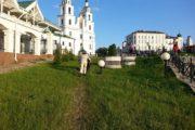 Беларусь безбарьерная: Как инвалиду-колясочнику попасть с Немиги в Верхний город