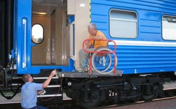 БЖД закупит 10 электропоездов, адаптированных для перевозки инвалидов