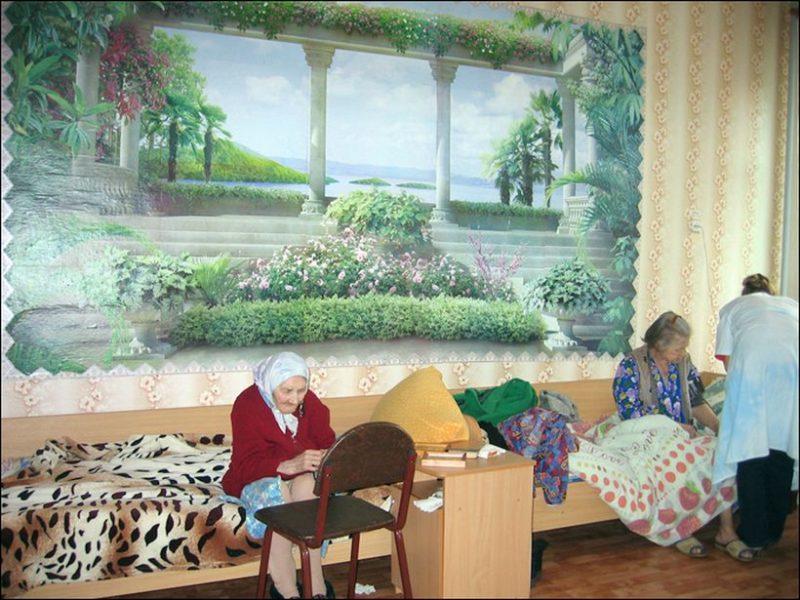 В Войгановском доме-интернате «Семейный причал» в Воложинском районе. Фото: blagotvoritel.by