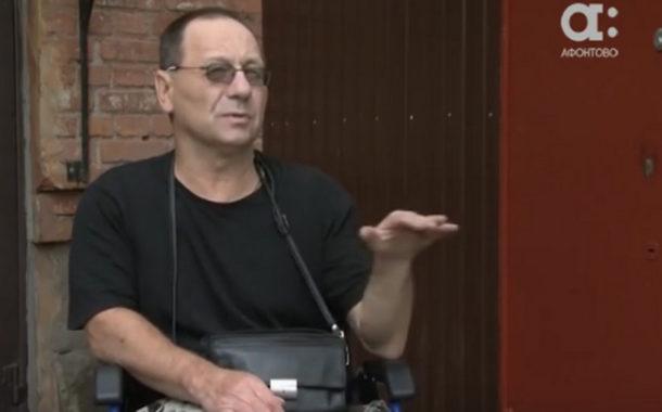 Красноярские студенты разработали для инвалида-колясочника чудо-подъемник