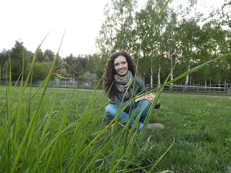 Волонтер Екатерина Цебрук: «Приклеенные высоко к шкафу кроссовки тоже помогают ломать социальные барьеры»