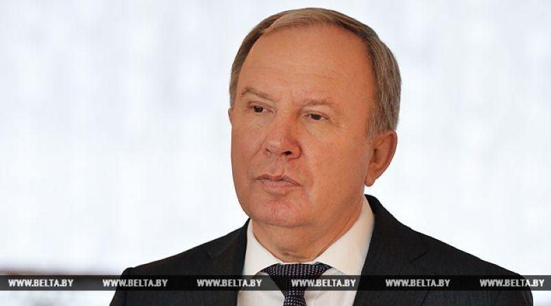 Жарко назначен заместителем премьер-министра Беларуси