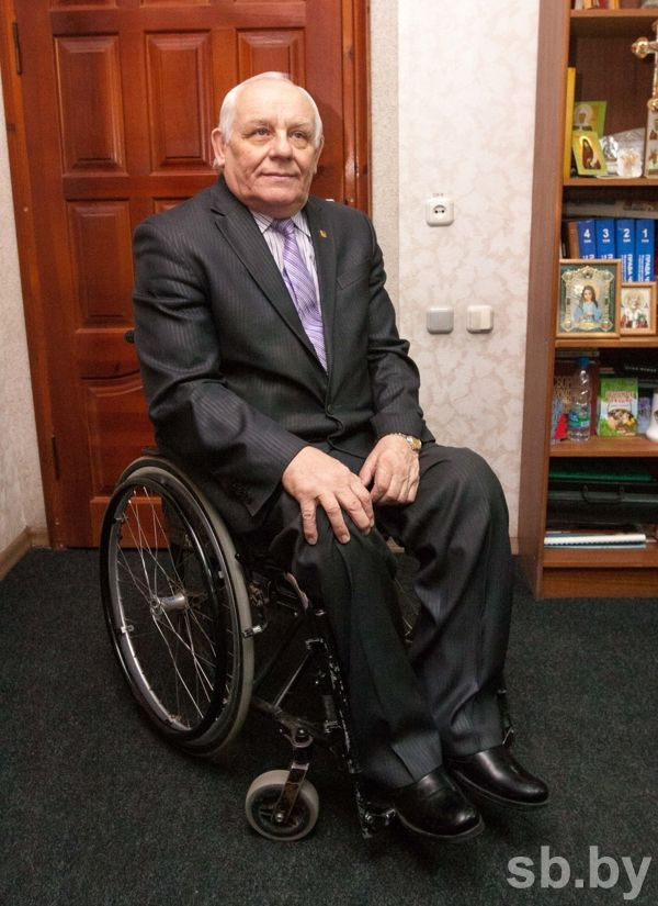 Владимир Потапенко. Фото Сергея ЛОЗЮКА.