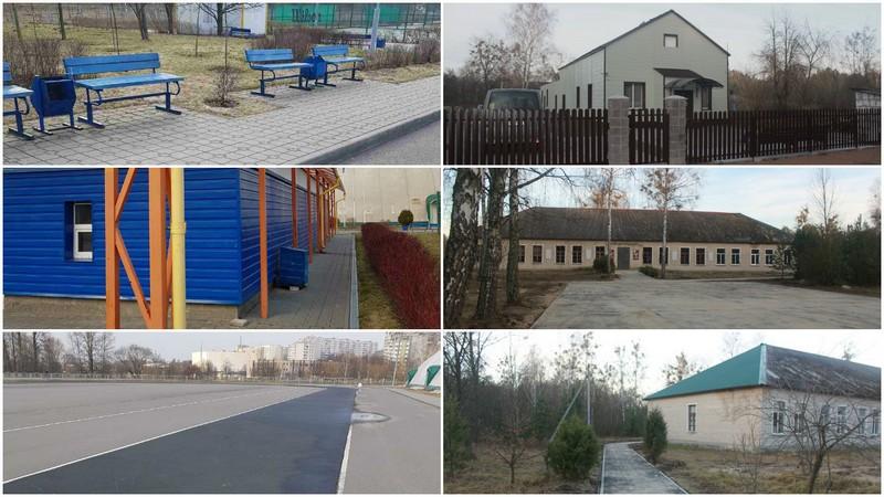 Разбираем на запчасти для реабилитационного центра стадион в Серебрянке! Нужна помощь волонтёров!