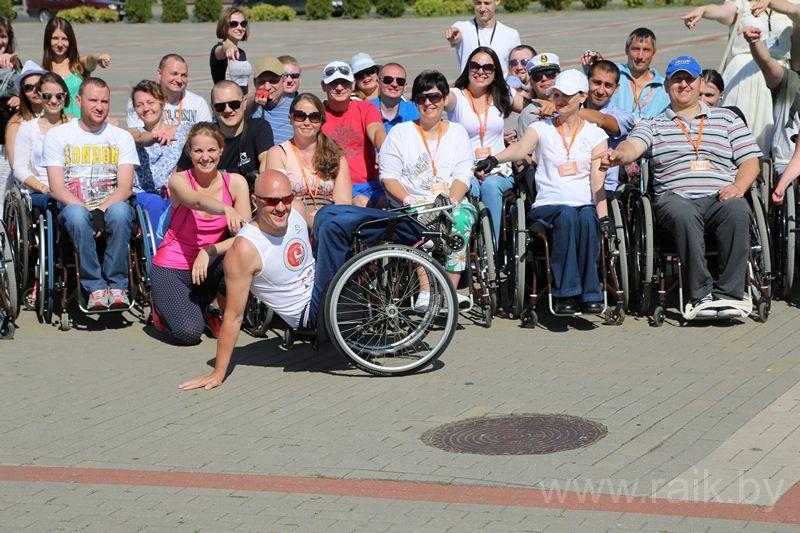 ПРИГЛАШАЕМ инвалидов-колясочников на слёт активной реабилитации 2017 года