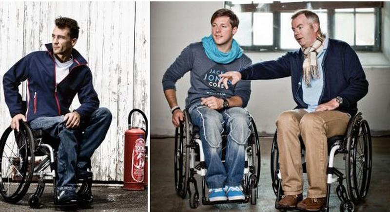 Голосуем за проект!: Создание удобной одежды для инвалидов-колясочников.