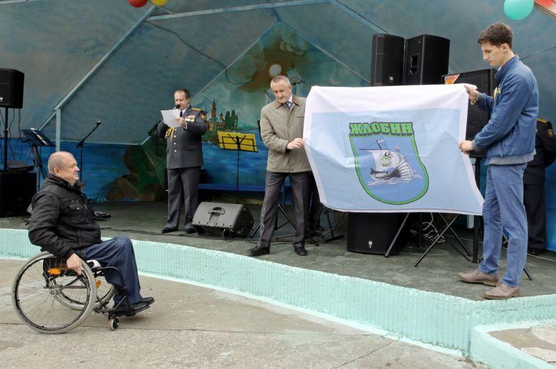 Жлобинская организация инвалидов-колясочников. Мероприятия 1 мая.