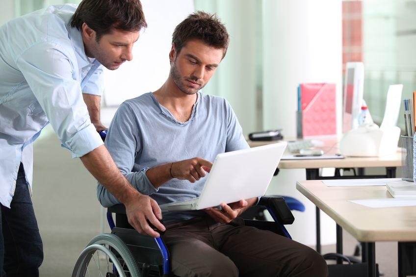 Вакансия. Работа для инвалида-колясочника