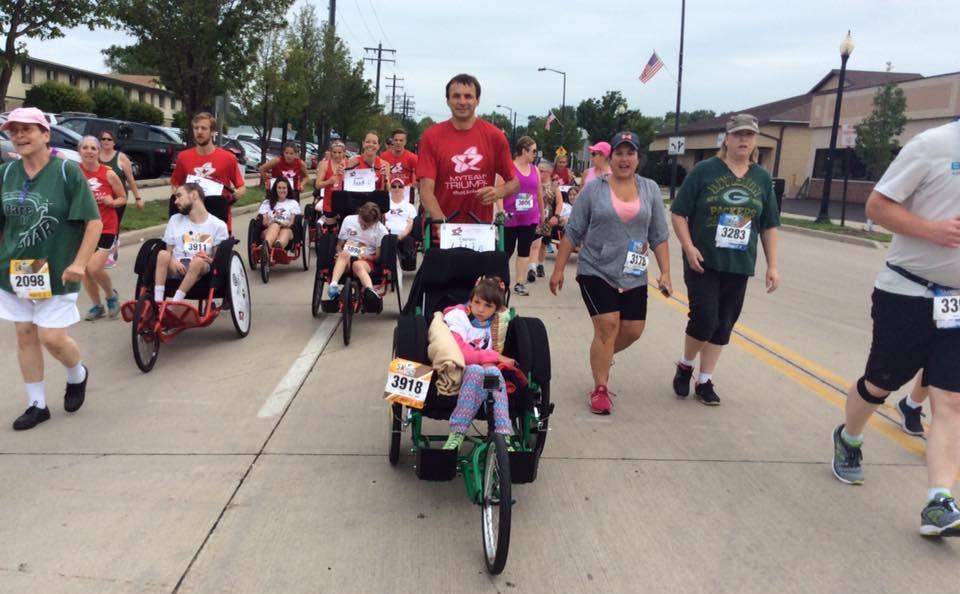 Белорусские «Крылья Ангелов» приняли участие в пробеге в США