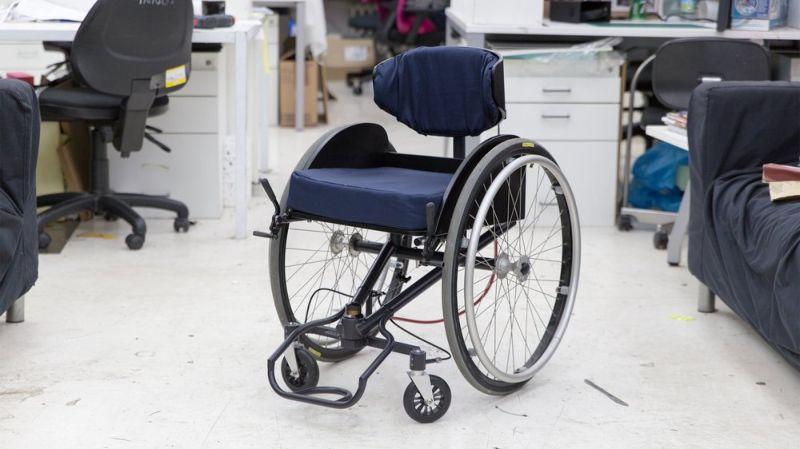 Reagiro: Новаторская система управления инвалидной коляской