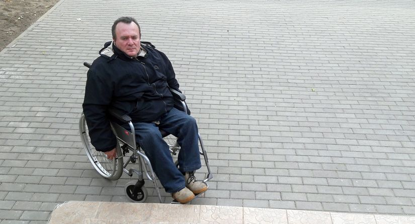 Без барьеров. Инвалид поборется за депутатство с заместителем прокурора.