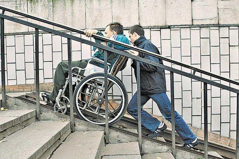 Как в Союзном государстве чувствует себя человек в инвалидной коляске