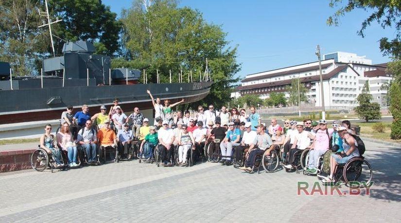 ПРИГЛАШАЕМ инвалидов-колясочников на слёт активной реабилитации 2018 года