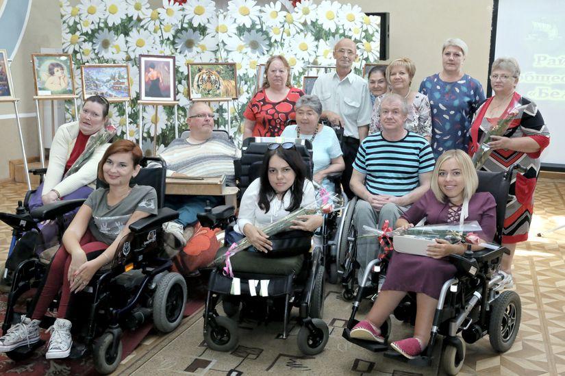 Выставка-конкурс работ художественного и декоративно-прикладного творчества инвалидов