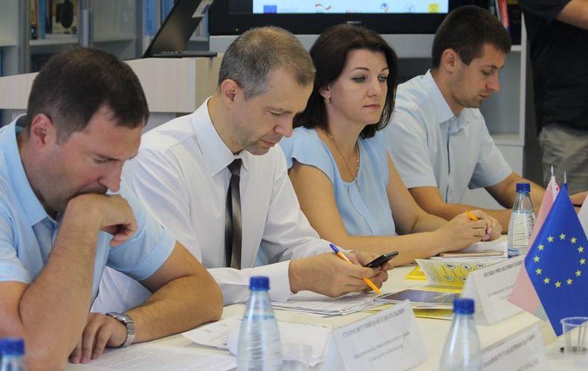 В Гомеле презентовали проект международной технической помощи инвалидам Беларуси и Украины
