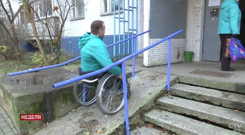 Долгожданный капремонт. Кто поможет инвалиду-колясочнику, если не работает лифт?