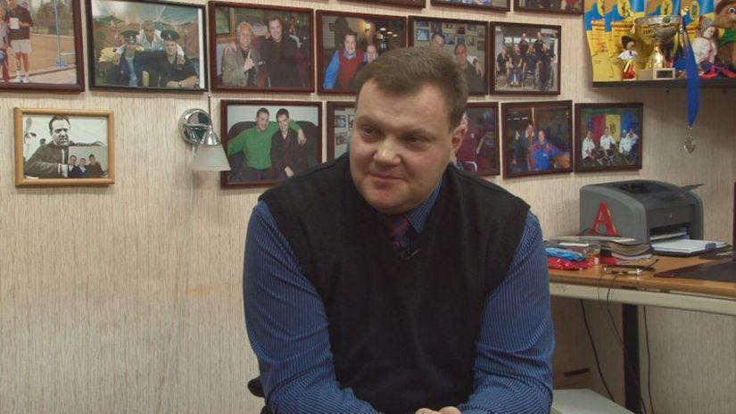 3 декабря - Международный день инвалидов. Интервью с Сергеем Афанасенко об отношении к людям с ограниченными возможностями