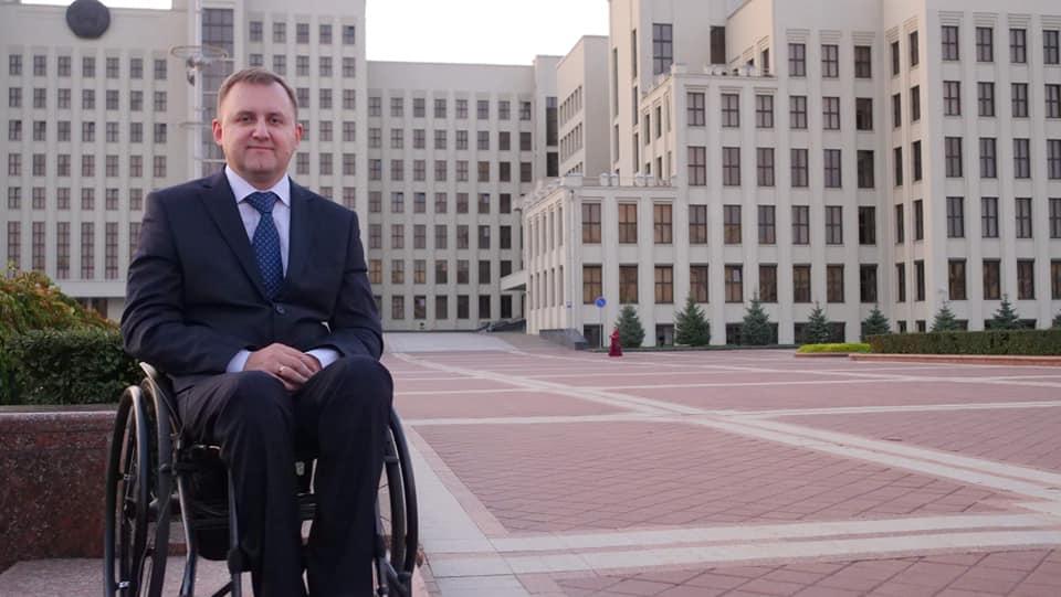 Глава ассоциации инвалидов-колясочников через суд добился регистрации кандидатом в депутаты