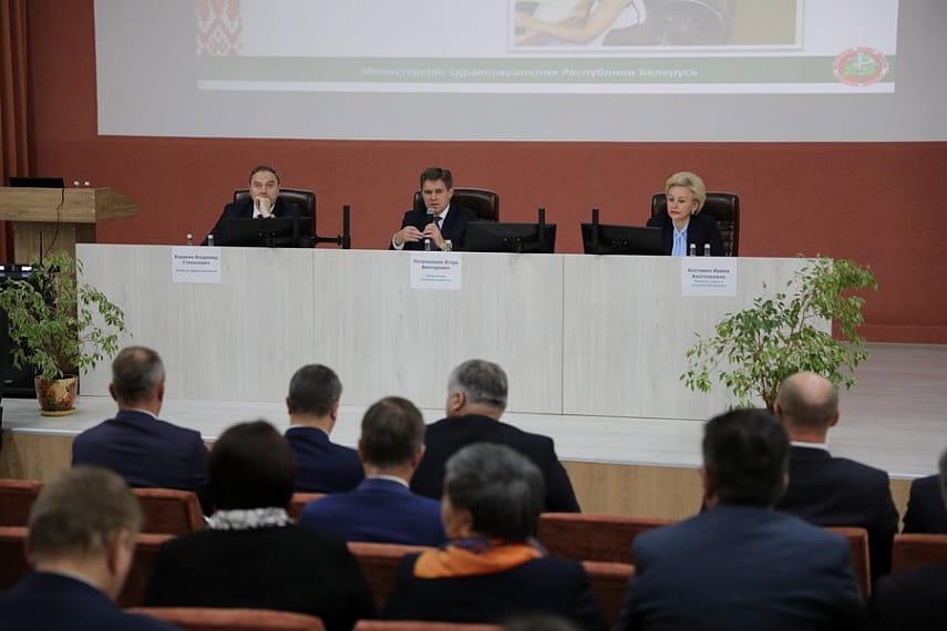 Выездное заседание Республиканского межведомственного совета по проблемам инвалидов при Совете Министров прошло в Минске