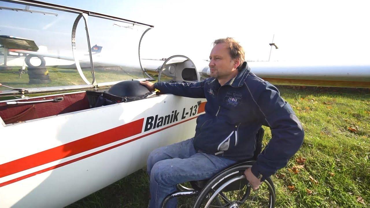 Инвалид-колясочник ломает стереотипы: история преодоления невероятных высот
