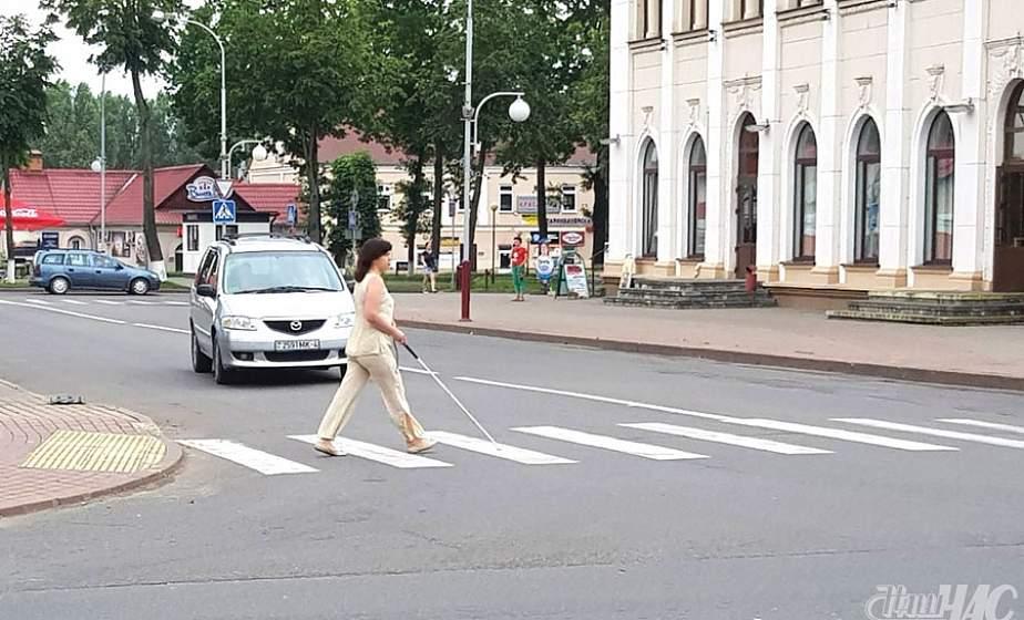 Кнопки вызова и электроподъемники. Как в Волковысском районе развивается безбарьерная среда