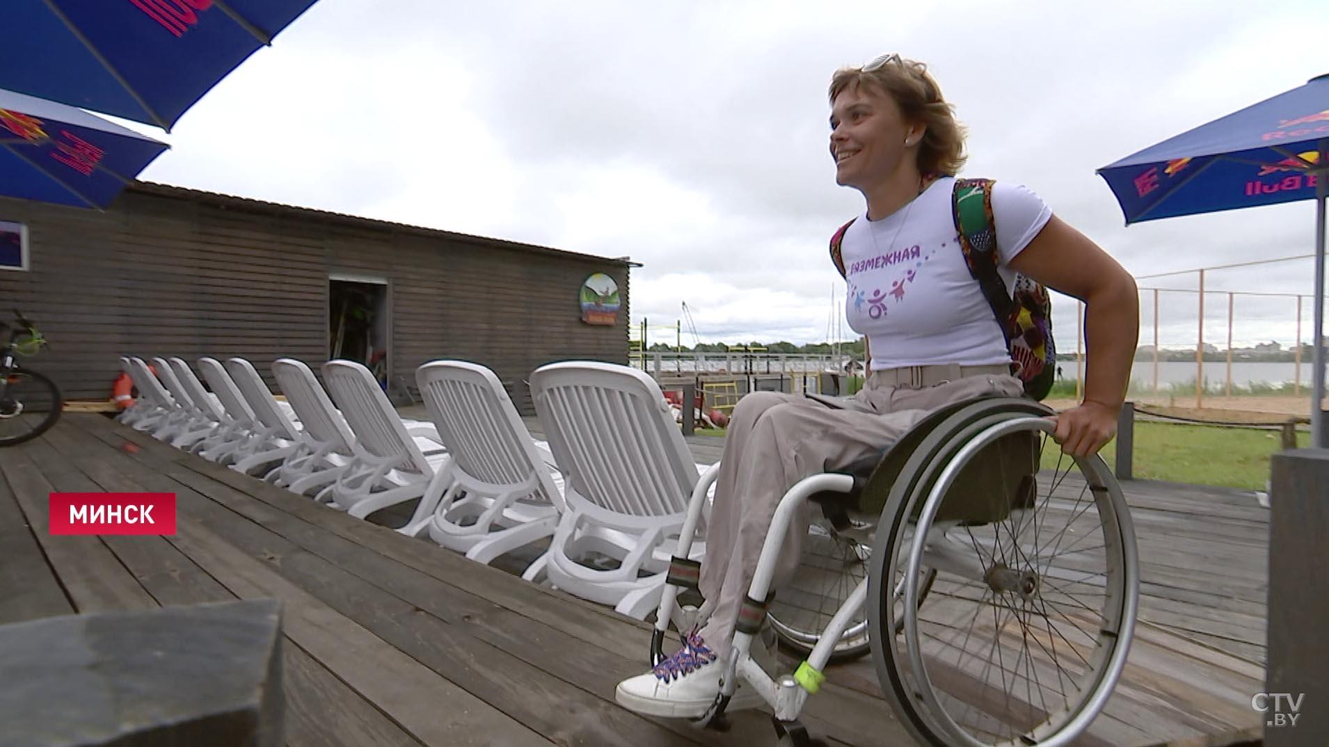 Вейкборд для людей с ограниченными возможностями. Этот вид спорта проверила на себе паралимпийская чемпионка