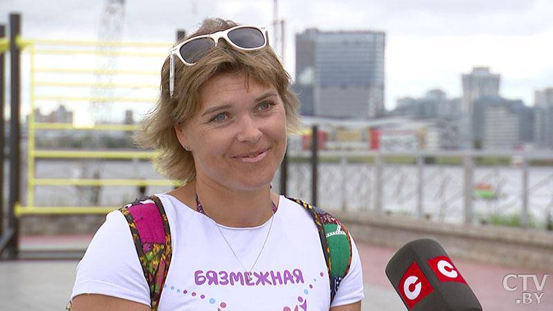 Людмила Волчек: «У меня есть цель, я иду к этому, а не просто сижу и вздыхаю»