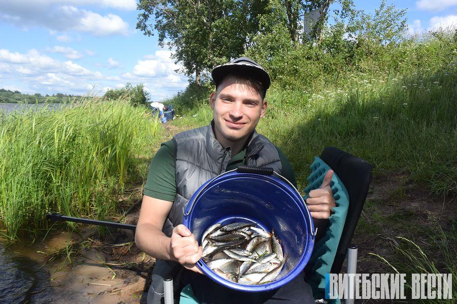 Спортивной рыбалке и бальным танцам инвалидность не помеха – убеждён 18-летний Даниил Савёнок из Новополоцка