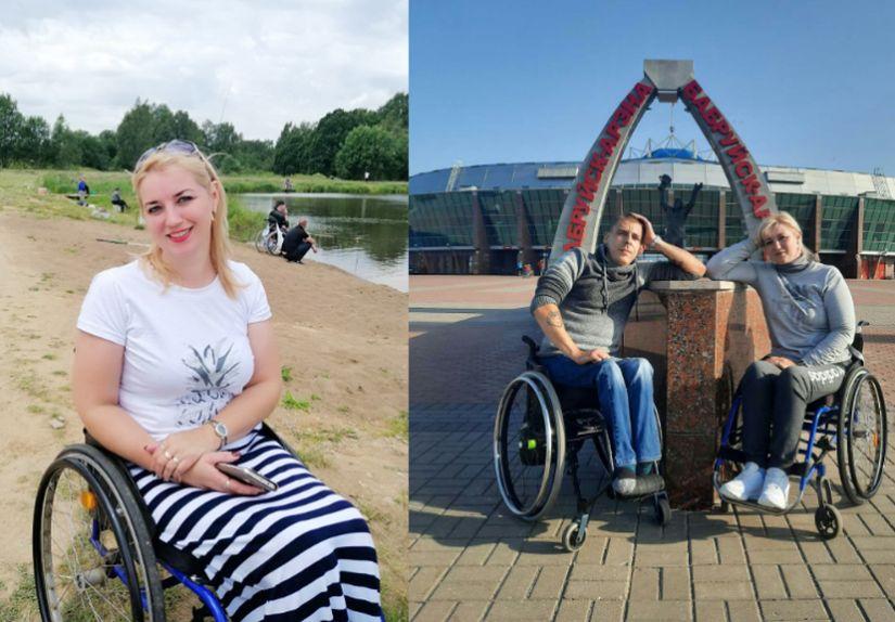 Анжела Мартынова: быть в инвалидной коляске – не стыдно!