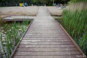 В Минске появится еще один инклюзивный пляж — теперь на Цнянке