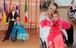 Жизнь в ритме танца Анны Ивановой из Могилева: когда инвалидная коляска не помеха для успешной спортивной карьеры и материнства
