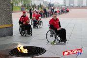 Спортсменов со всей Беларуси собрала спартакиада среди инвалидов-колясочников «Витебская надежда-2021»