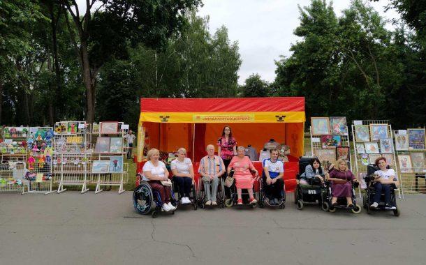 Выставка-конкурс 3-го июля в г.Жлобине