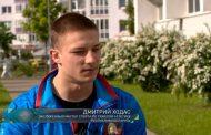 Сломал позвоночник в 16 лет и продолжил заниматься спортом: история чемпиона Беларуси по тяжелой атлетике Дмитрий Ходаса