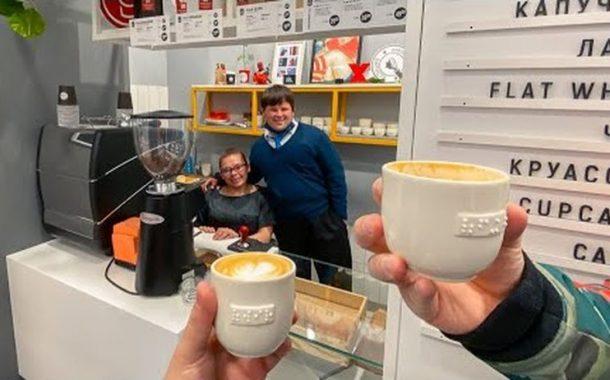 Три необычные кофейни работают в столице. Они особенны своим коллективом и посетителями