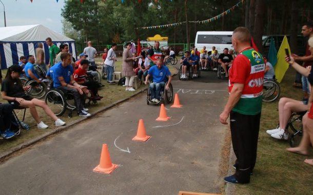 На самый массовый туристический слет инвалидов-колясочников